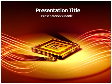 Chip Designing Powerpoint Templates