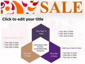 Sale design for power point