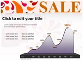 Sale power point background graphics