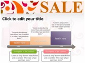 Sale powerPoint themes
