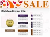 Sale ppt themes template