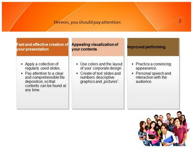 Educational Career Guidance Powerpoint Templates