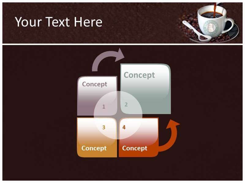 Starbucks Menu Templates For Powerpoint
