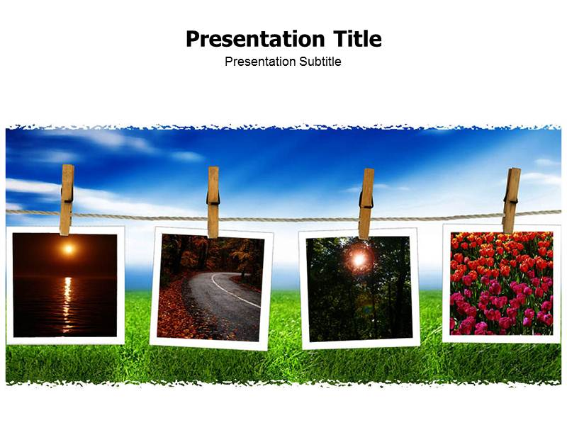 Photography Powerpoint Templates