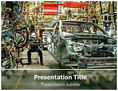 Car Industry Point Templates