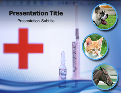 Rabies Vaccination Powerpoint Templates