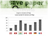save Paper power point background templates