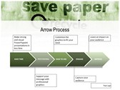 save Paper power Point theme