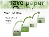 save Paper powerpoint themes download