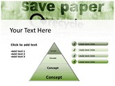 save Paper pptthemes