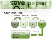 save Paper slides for powerpoint