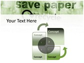 save Paper power Point templates