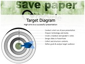 save Paper powerPoint backgrounds