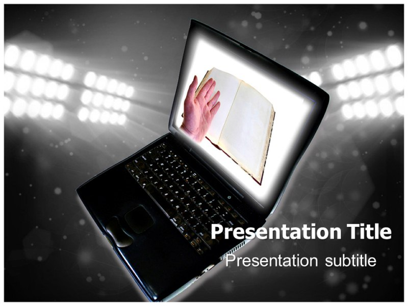 E learning Powerpoint Templates