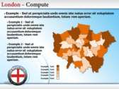 London City Map  powerpoint backgrounds download