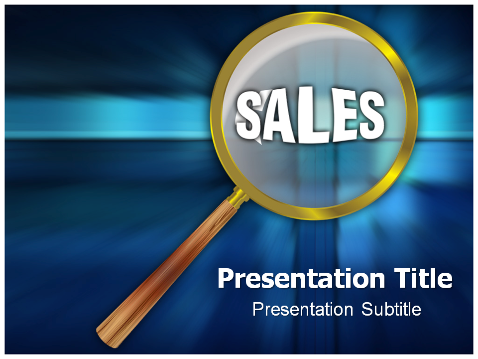Sales Promotion Powerpoint Template Powerpoint Background Template
