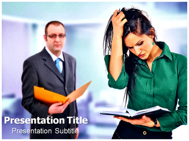 Business Situation Analysis Powerpoint Templates