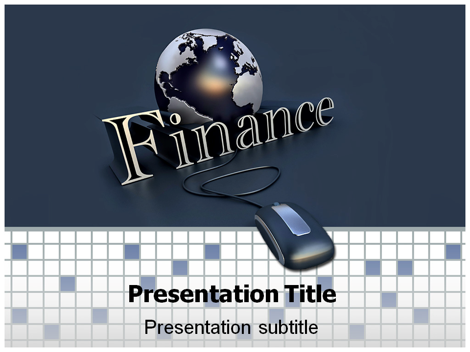 E Finance Powerpoint Templates Powerpoint Presentation On E