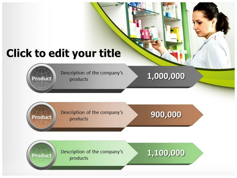 Pharmacy  Powerpoint Templates