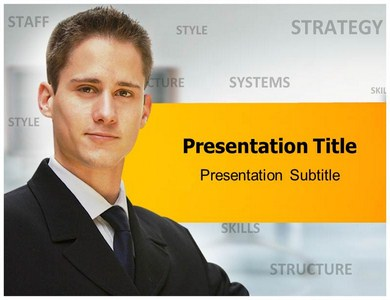 Organizational Culture Powerpoint Templates