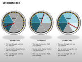 Speedometer slides for powerpoint
