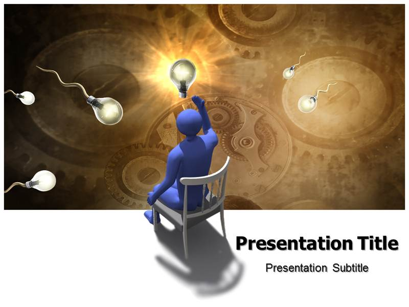 Creativity Powerpoint Templates