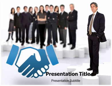Business Relation Powerpoint Templates