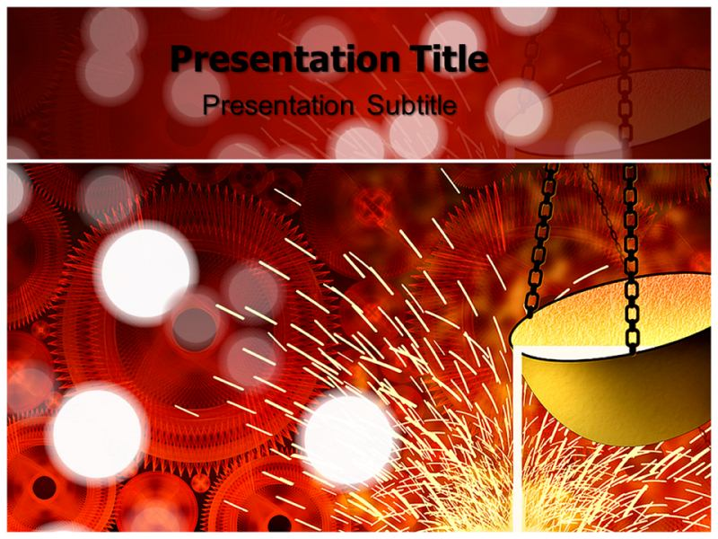 Metallurgy (PPT) Powerpoint Templates | PPT Presentation on