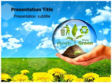 Environment Protection Agency Powerpoint Templates