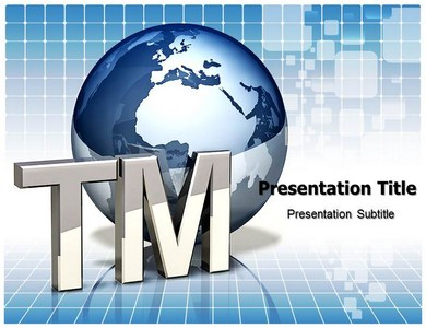 Trademark Symbol Powerpoint Templates