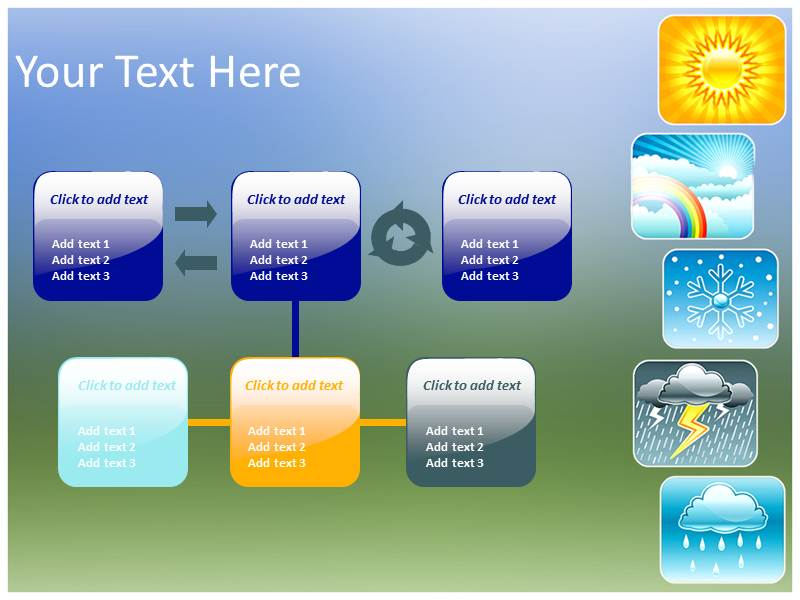 Weather Powerpoint Templates