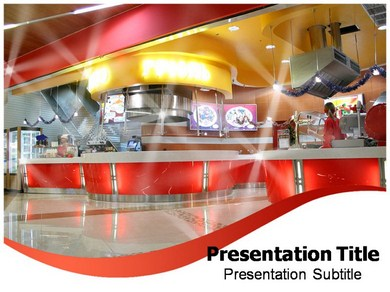 Cafeteria Plan Powerpoint Templates