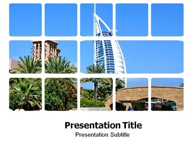 Dubai Powerpoint Templates