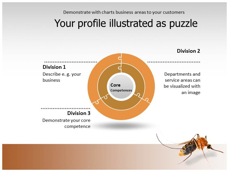 mosquito powerpoint template