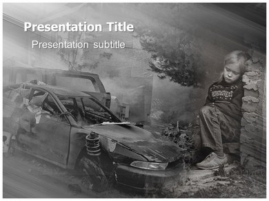 Disaster Recovery Powerpoint Templates