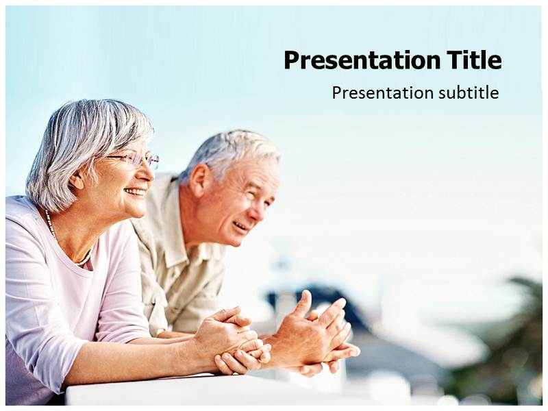 retirement (ppt)powerpoint templates | ppt template on retirement, Modern powerpoint
