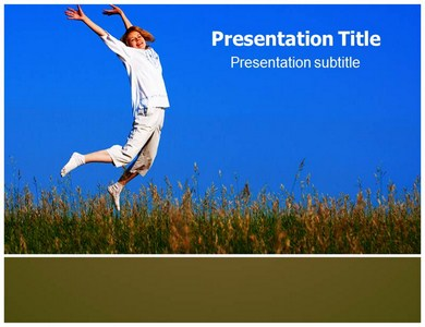 Happiness Powerpoint Templates