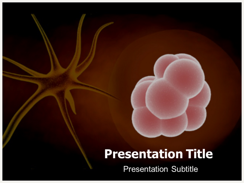 Neuron Types Powerpoint Template Powerpoint Background Powerpoint
