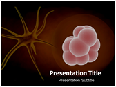 Neuron Types powerPoint template