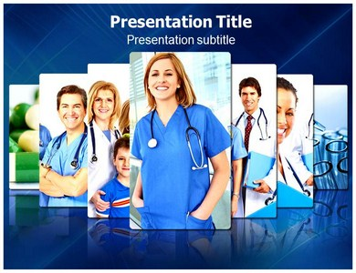Medical System Powerpoint Templates