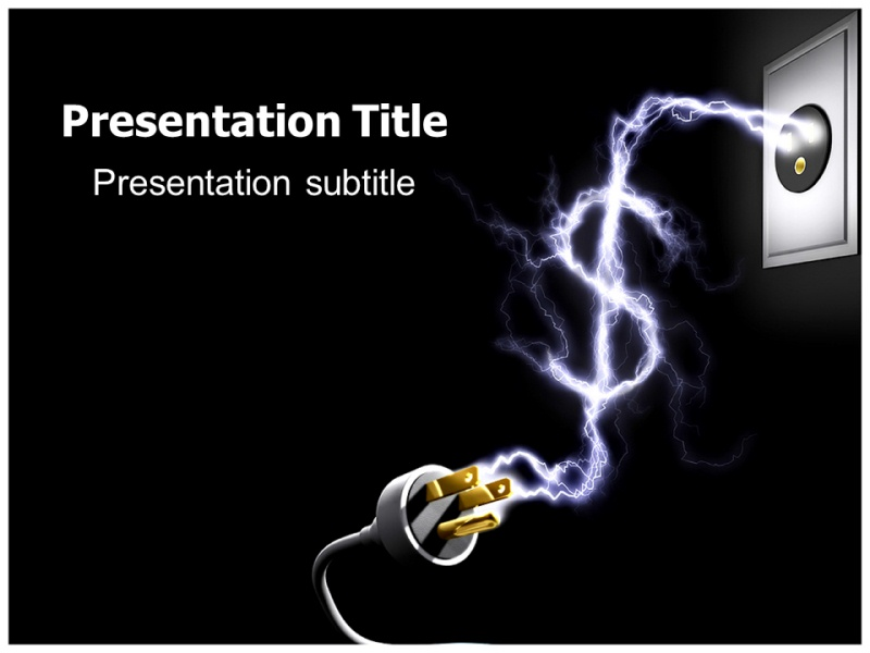 Electricity powerpoint templates powerpoint presentation on my toneelgroepblik