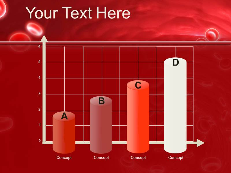 Blood Cells  Powerpoint Templates