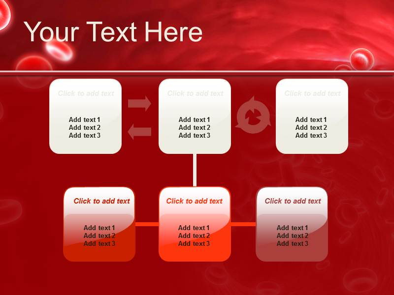 Blood Cells  Templates For Powerpoint