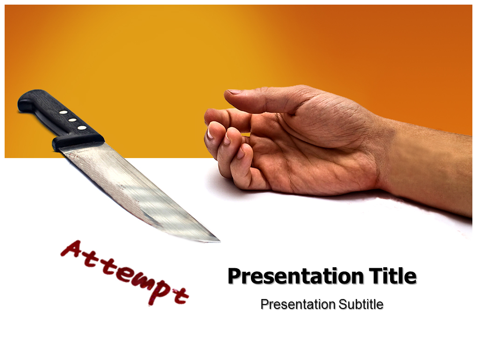 suicide prevention powerpoint template, powerpoint theme, powerpoint, Presentation templates