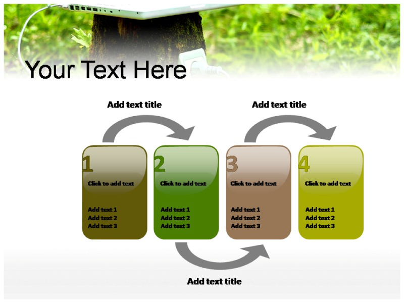 Green Computing Powerpoint Templates