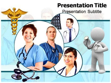 Doctor Information Powerpoint Templates