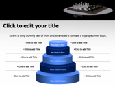3D Chess powerpoint slides download