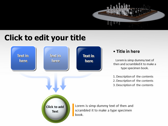 3D Chess powerpoint themes download