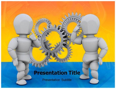 Solving Skills Powerpoint Templates