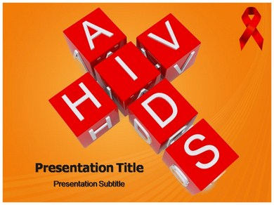 HIV Powerpoint Templates